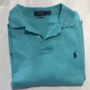 Polo Ralph Lauren Polo Mens Green Classic Fit XL
